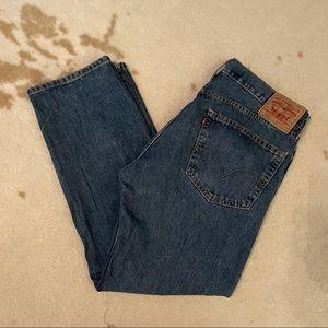 Men's Levi's 505 Regular Straight Fit Jeans 36x29